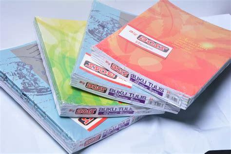 Buku Boxy Vintage Isi 42 Lembar Jual Buku Tulis Bigboss Isi 42 Lembar Megariajaya