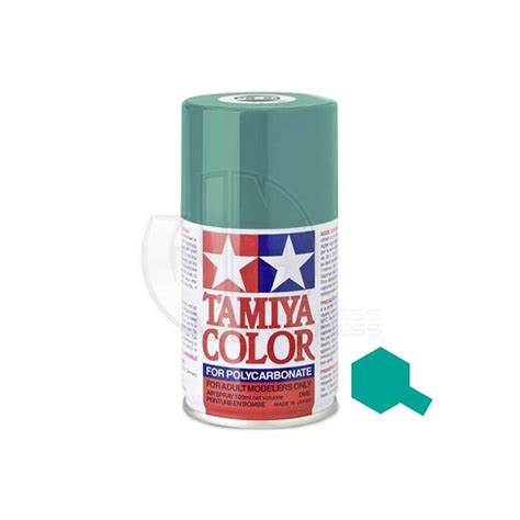 Tamiya Ps 54 Cobalt Green Spray Paint 100ml 1 tamiya ps 54 cobalt green 100ml polycarbonate spray paint