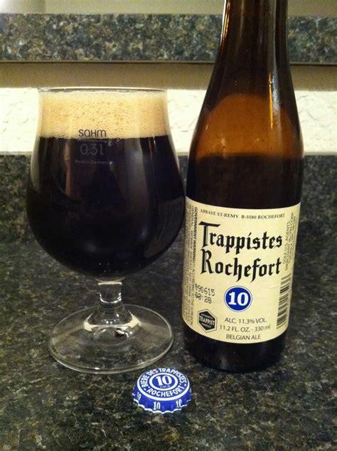 Top 10 Granola Bars Trappistes Rochefort 10 Craftbeertime Com