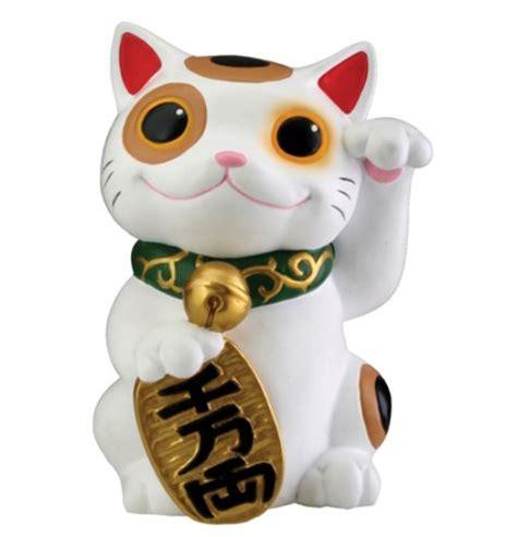 Maneki Neko Fortune Cat maneki neko japanese lucky cat noveltystreet