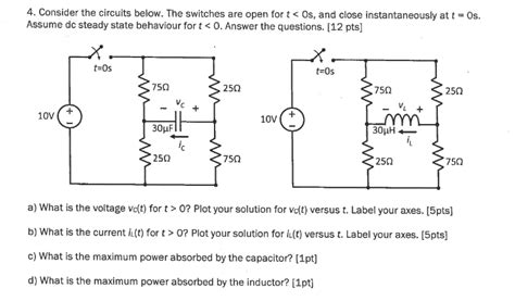 inductor in electrical engineering inductor current at infinity 28 images voltage finding inductor current at infinity