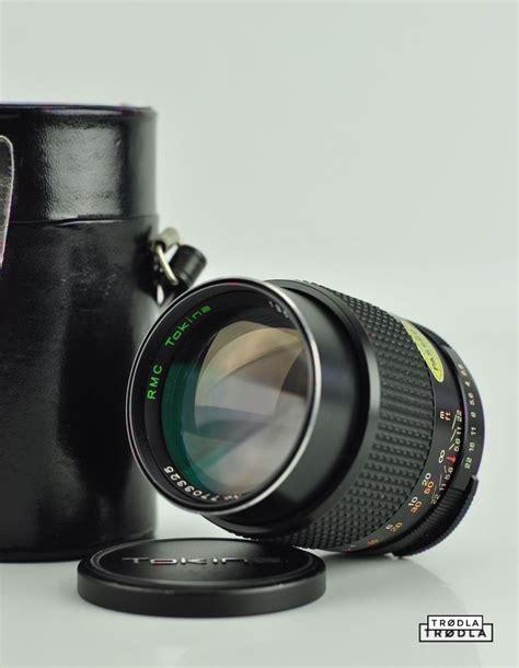 Kamera Vintage Nikon kamera objektiv rmc tokina 135mm 1 2 8 m42 vintage lenses alte objektive