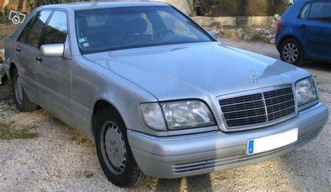 Autoscout Au by Les Mercedes W140 Classe S D Occasion 224 Vendre Sur