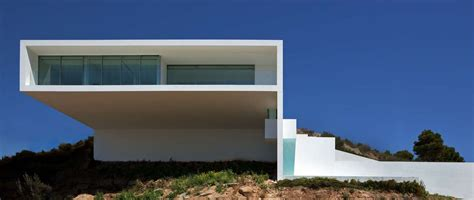 cliff side house house on cliffside architizer