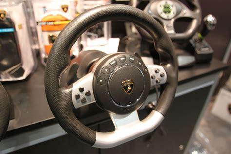 Lamborghini Gallardo Replica Wheels Ps3 Lamborghini Racing Wheel Motorworldhype