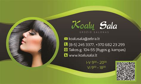 Salon Gift Card - new image of beauty salon business cards business cards design ideas