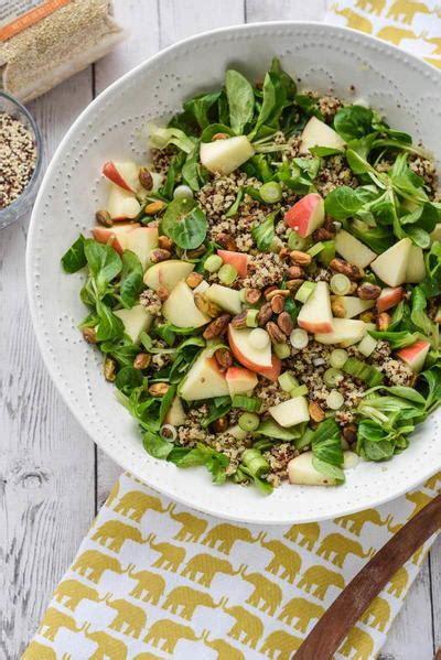 Detox Quinoa Salad by Detox Quinoa Salad With Turmeric Tahini Dressing