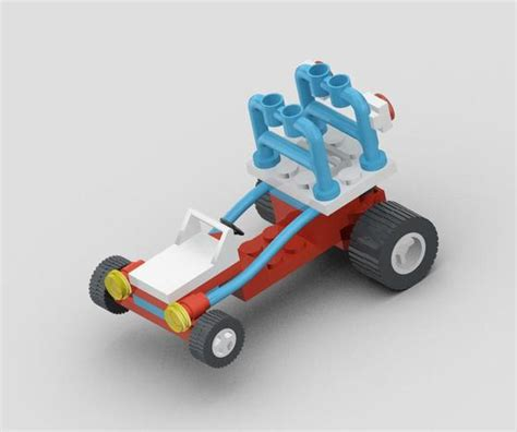 tutorial solidworks lego lego model 6534 beach bandit pro engineer wildfire stl