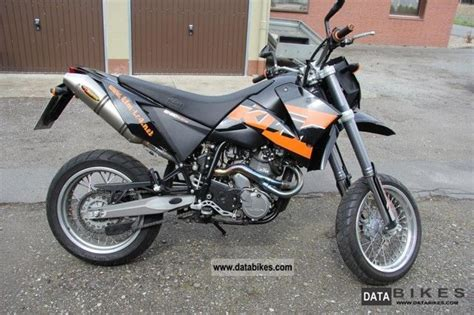 Ktm Black Ktm Ktm 640 Lc4 Supermoto Black Moto Zombdrive
