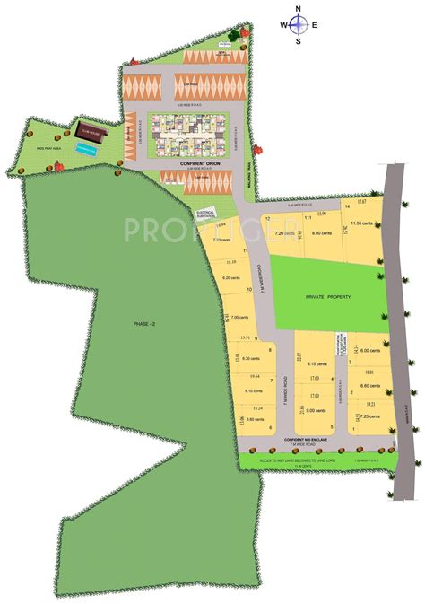 nri layout land price confident nri enclave in pottore thrissur price