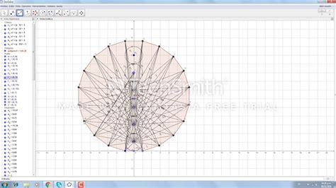 figuras geometricas de 4 lados figura de 20 lados geogebra youtube