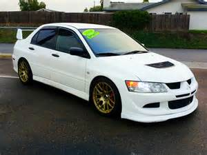 Mitsubishi Lancer Evolution Mpg 2004 Mitsubishi Lancer Evolution Evolution Viii In