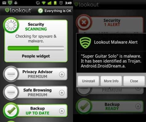 android lookout avast mytrendyphone