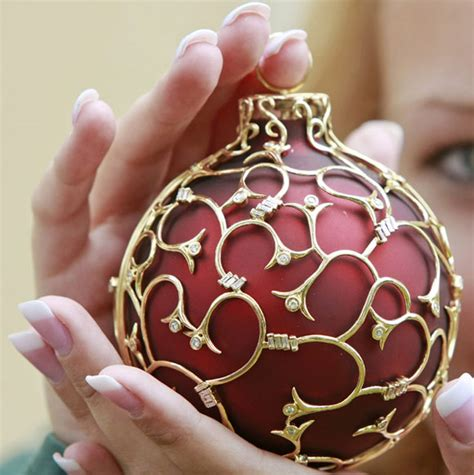 world s most expensive christmas ornament picture