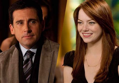 emma stone steve carell movies steve carell emma stone reteam for battle of the sexes
