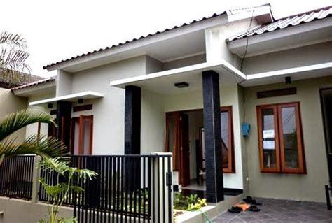 desain depan rumah minimalis 1 lantai desain rumah minimalis 1 lantai tak depan foto desain