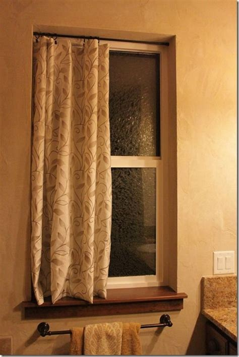 curtains inside window frame easy diy curtains tuscan style diy pinterest