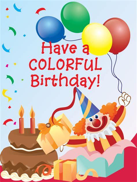Birthday Card For Birthday Cards Ecard Wizard