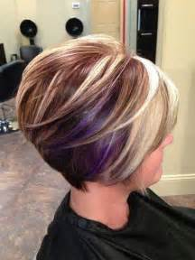 stylish colouredbob hairstyles for great hair colors for short hair short hairstyles 2016