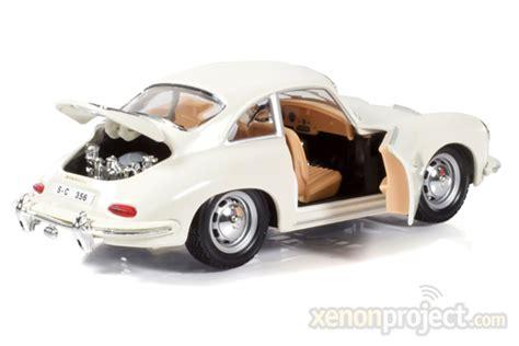 Bburago 124 Porsche 356b Coupe burago 1961 porsche 356 b coupe ivory