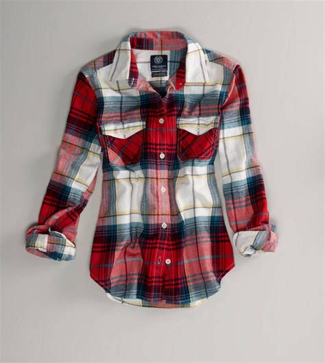 ae favorite flannel shirt summer styles flannels flannel shirts and plaid