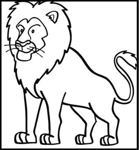 imagenes leones dibujos imagenes de leones para dibujar y descargar imagenes