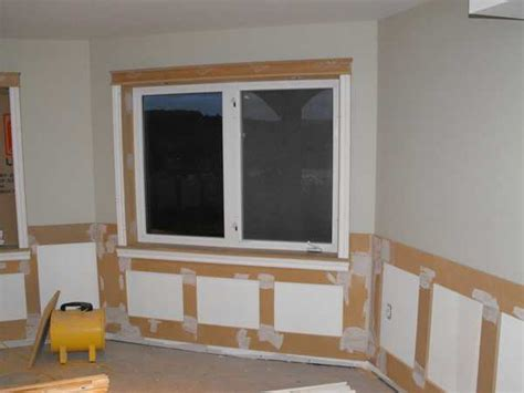 Wainscoting Around Windows Wainscoting Around Windows Images Search