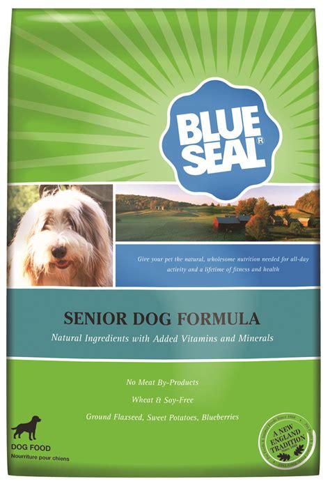 blue seal food blue seal senior 8 lb