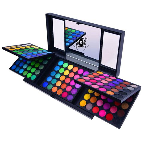 8 Colourful Makeup Palettes by Maybelline New York The Blushed Eye Shadow Palette