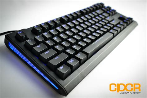 Keyboard Gaming Komputer Review Max Keyboard Blackbird Tenkeyless Mechanical Gaming Keyboard Custom Pc Review