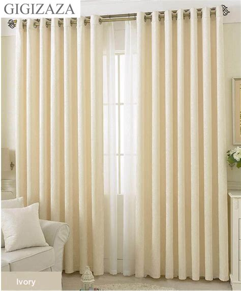 black and ivory curtains popular black ivory curtains buy cheap black ivory