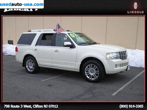 car owners manuals for sale 2007 lincoln navigator l electronic toll collection for sale 2007 passenger car lincoln navigator ultimate elite nav dvd moon thx chr clifton