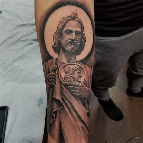 san judas tattoos san judas by german tattoogerman ig yelp