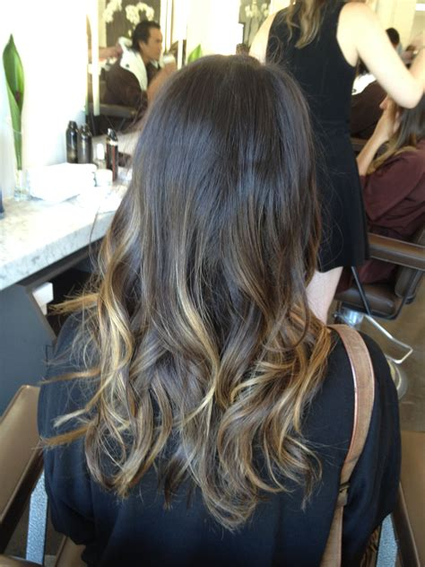 brunette hairstyles ombre brunette ombre jonathan george blog