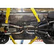 Tech Custom Flowmaster U Fit Exhaust Install On Biting