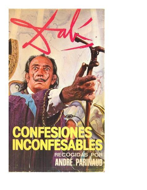 libro ba dali espagnol dali confesiones inconfesables by sebastian nu 209 ez issuu
