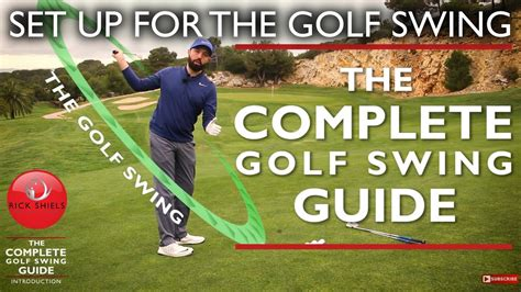 golf swing guide set up for the golf swing the complete golf swing guide