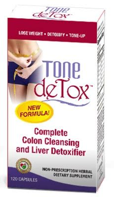 The Complete Release And Detox Program by Tone Detox The Complete Colon Cleansing Liver Detox