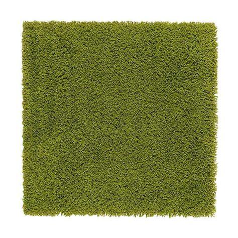 Karpet Hijau jual ikea hen rug low pile benang sintetik karpet hijau 80 x 80 cm harga