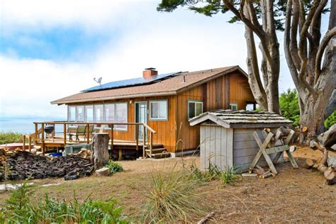 Pacific Cottage Rentals fort bragg vacation rentals shoreline