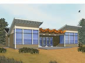 big beautiful one story house modern one story plan 69402am single story contemporary house plan