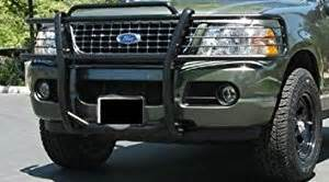 Ford Explorer Brush Guard 2002 2003 2004 2005 Ford Explorer 4 Door Black