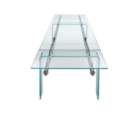 Extendable Meeting Table Stilt Glass Extendable Table Meeting Room Tables From Desalto Architonic
