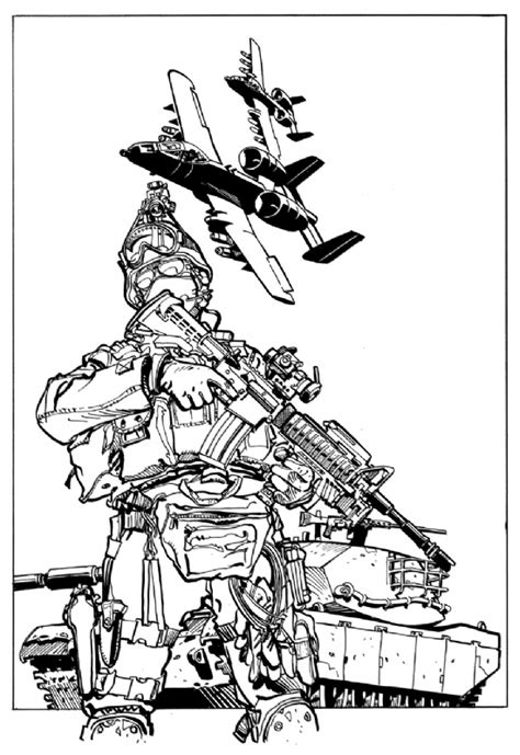coloring pages of advanced warfare advance warfare free colouring pages