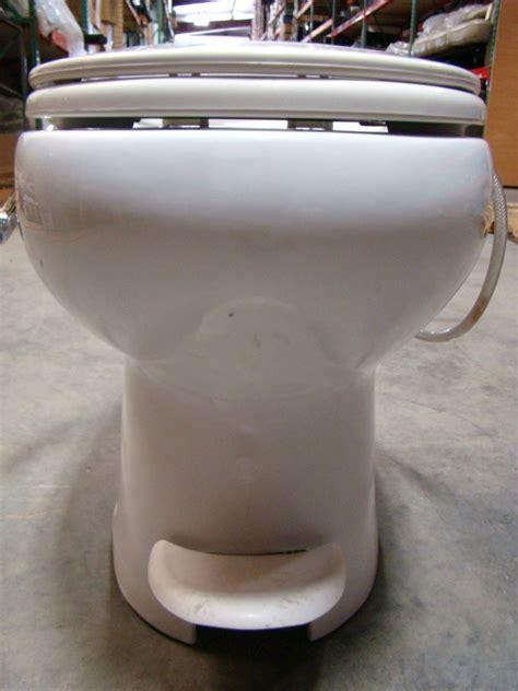 rv bathroom accessories rv accessories used rv motorhome thetford high profile white toilet for sale rv