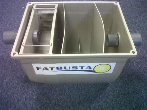 Plumbing Sand Trap by Fatbusta Jnr Domestic Grease Trap