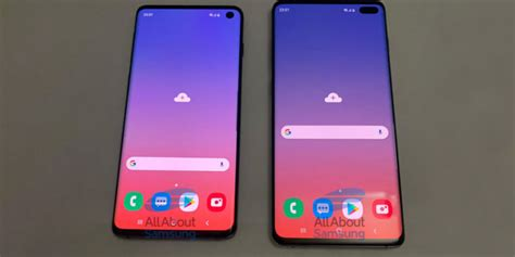 Samsung Galaxy S10 Height by Samsung Galaxy S10 Gets Photographed In Real Looks Just Like You Imagined Ars Technica