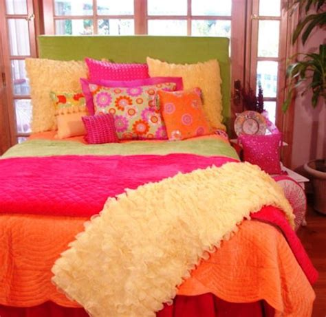 Set pictures teen sleep sets colorful bedding sets for teen girl