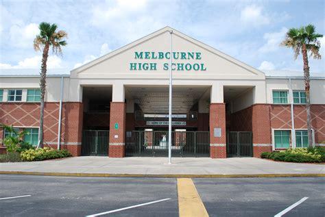 File Melbourne High School Florida Front Jpg Wikimedia