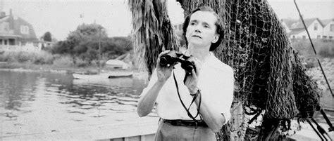 Rachel Carson (1907-1964), la elección entre el activismo